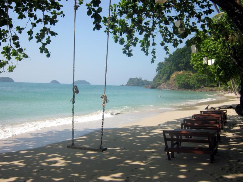 Остров Чанг, Ко Чанг (Koh Chang)
