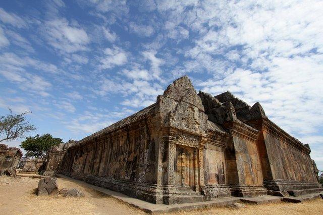 Прэахвихеа - это древний храмовый комплекс Кхемерской империи