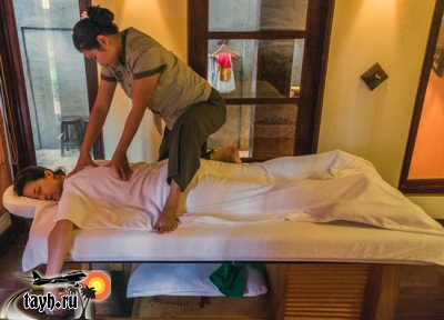 Сексуальны мкссаж на таиланде